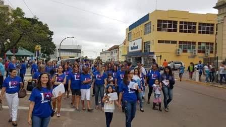 Caminhada São Gabriel